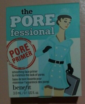 BENEFIT THE POREfessional primer pore travel size 3ml