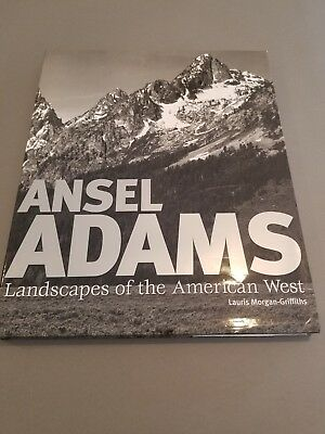 Ansel Adams: Landscapes of the American West by Morgan-Griffiths, Lauris