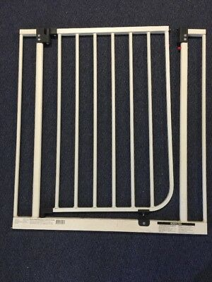 Target Deluxe Baby Safety Gate With Extentions