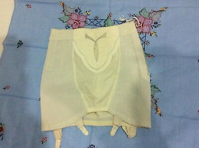 Vintage girdle/corset Hickory 1950's with zipper