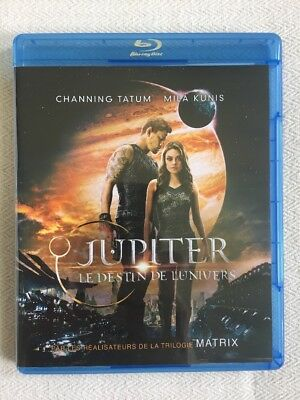 Blu Ray + Digital UV  //  JUPITER - Le Destin de l'Univers  //