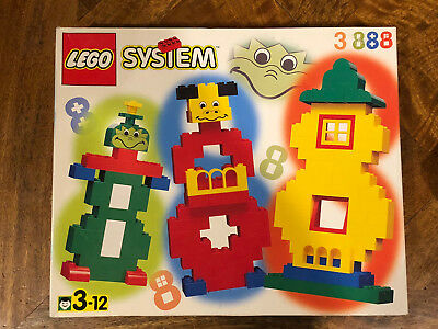 Brand New Lego System 3888 Child Development 3-12 Years