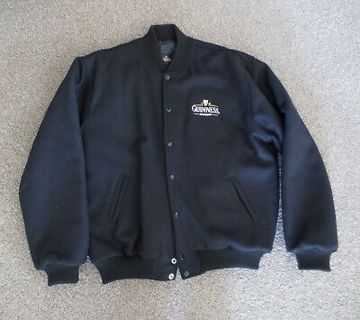 Guinness Jacket, Bomber Style, Wool, Made In Australia, Perfect Unworn Condition