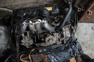 655d82dc5a Ford Transit Ldv Convoy 1994 - 2000 2.5 Di Complete Banana Diesel Engine