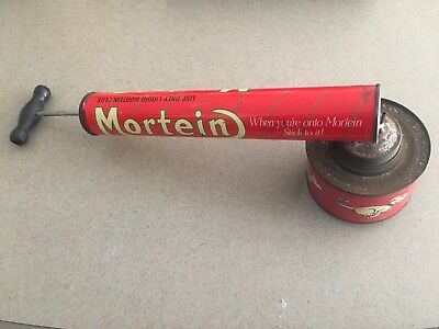 Mortein Vintage Fly Sprayer Good Condition Original 80's