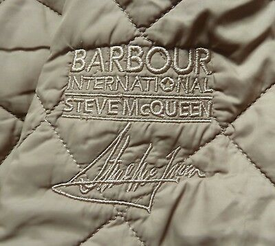 "Superb Barbour International Steve Mcqueen "" Isdt ""  Jacket  - Small - £195 Vgc"