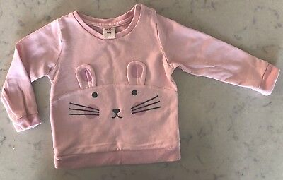 Seed Baby Girl Jumper Size 0