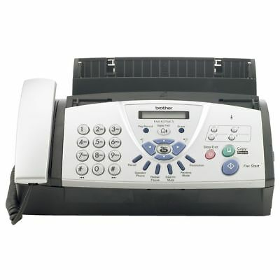 NEW Brother Printer Paper Plain Paper Fax 837MCS Fax Machines Phone Fax