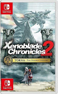 Nintendo SWITCH Spiel Xenoblade Chronicles 2: Torna - The Golden Country NEU NEW