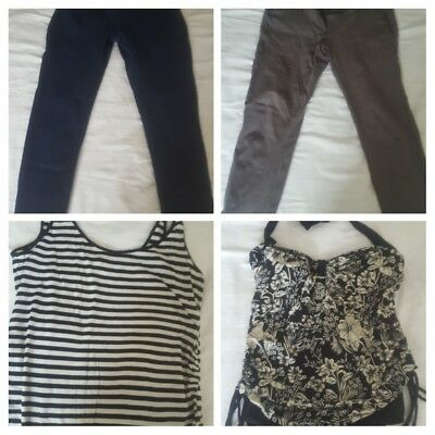 Maternity Clothes Bundle Size 12 / M
