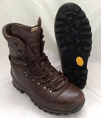 British Forces Alt-Berg Defender Combat Boot, MOD Brown G1