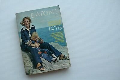 Eaton's 1976 Spring and Summer  Catalogue