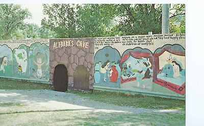 Rapid City, South Dakota, Story Book Island, Ali-Baba's Cave, Unposted-Postcard