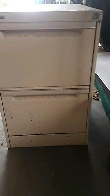 Filing cabinet 2 drawer  tool box storage