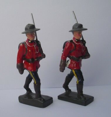 Lineol,Mountie,RCMP,1:24,1:25
