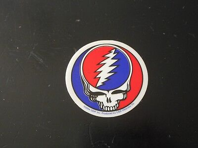Grateful Dead - Steal Your Face SYF 2 inch Sticker