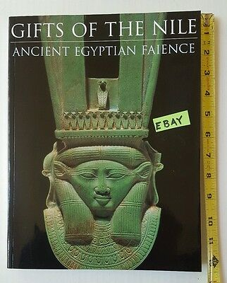 Ancient The Gifts Faience Egyptian Nile 1998 New Unread Copy PICS