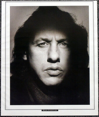 Dire Straits Mark Knopfler Poster Page . Brothers In Arms . G74