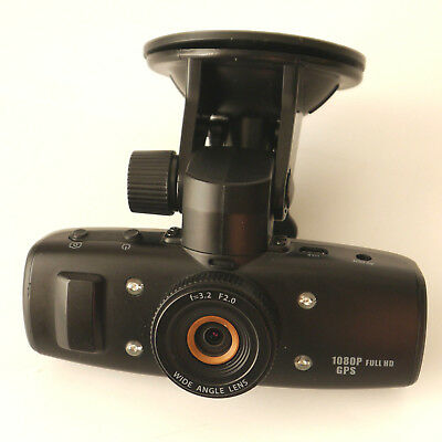 GS 1000 Full HD GPS Autokamera - Dashcam - Ambarella A2S Processor