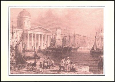 Reproduced - Liverpool  Post Ofice Canning Dock 1839-1899