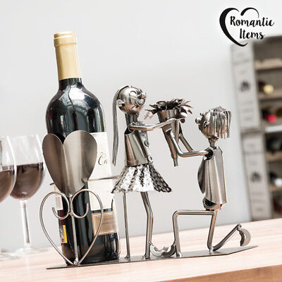 Botellero de Metal Marry Me Romantic Items