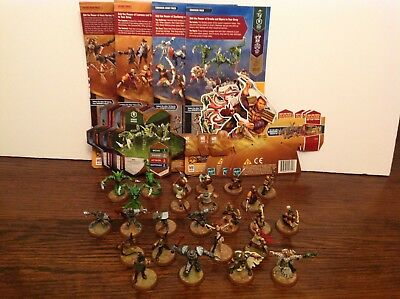 Heroscape Zanafor's Discovery all 4 sets complete with cards