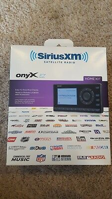 NEW SiriusXm Onxyz Ez Home Kit - model XEZ1H1