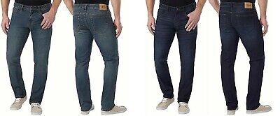 no sale tax a few days away competitive price IZOD MEN'S COMFORT Stretch Straight Fit Jeans - $19.99 ...