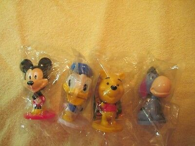 Disney Wobble Heads from Kelloggs