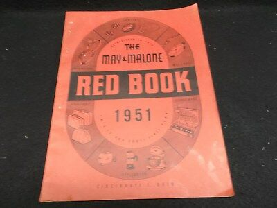 1951 Red Book Catalog Jewelry Plus