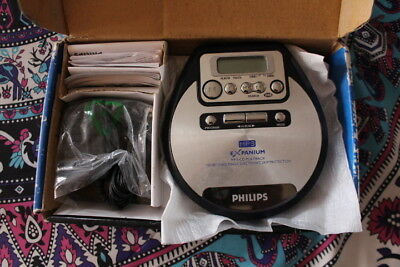 Discman Philips EXP221 with box & charger