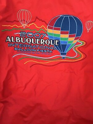 Albuquerque Balloon Fiesta PILOT Jacket, Men's XL