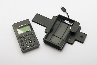 SPIRE SPm2 portable pocket size bluetooth card payment device terminal touch