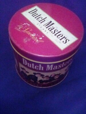 Vintage Dutch Masters Special Cigar Tin (Tin Only)
