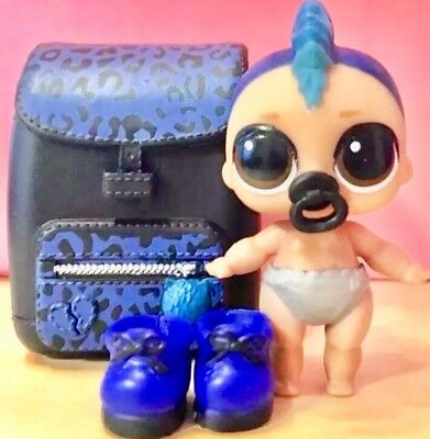 PUNK BOI Boy Ultra Rare LOL Surprise! Series 3 Wave 2 Lil Sisters Brother Doll