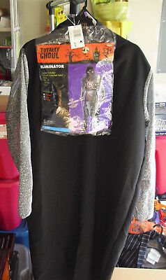 New Mens XL 40-46 Halloween Costume Totally Ghoul Eliminator Man NEW