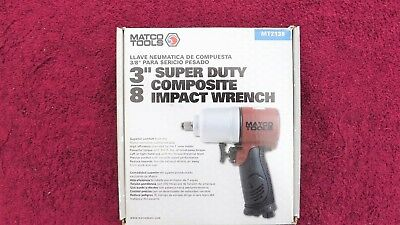 "Matco *brand New!* 3/8"" Drive Mt2138 ""super Duty"" Impact Wrench In Factory Box!"