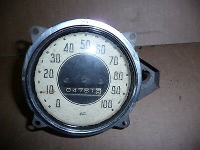 1935-1939 Chevrolet Car / Truck Speedometer