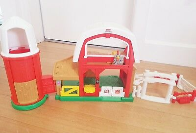Fisher Price Little People Barnyard/Farm with animal sounds