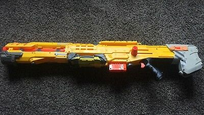 Nerf N-Strike Elite Long Shot CS 6 Sniper Rifle with 6 Dart Magazine