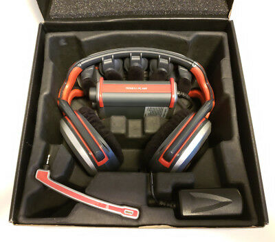 Psyko 5.1 Gaming Headset with Accessories in Original Box