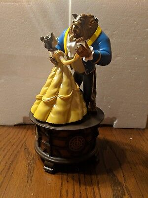 Disney Parks Beauty and the Beast Music Box A Tale as Old as Time Ballroom Scene