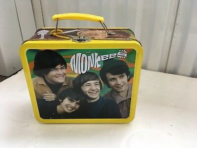 Monkees Lunch Box with Puzzle