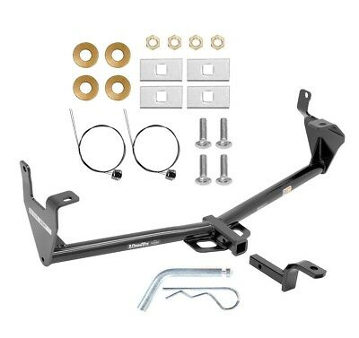 Trailer Tow Hitch For 15-18 Jeep Renegade All Styles Receiver w/ Draw Bar Kit