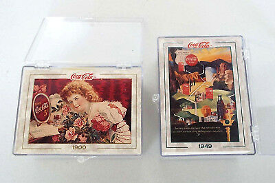 COCA COLA Card Sets Vintage 1993-1994 Series 1 Series 2 Estate Lot