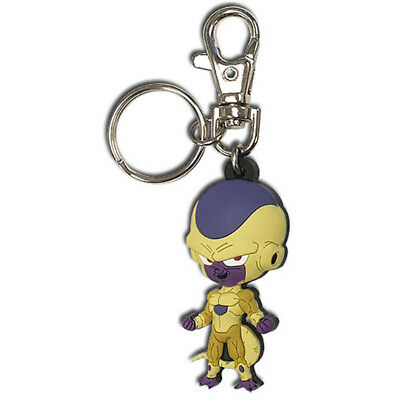 Dragon Ball Super Z Resurrection F Golden Frieza PVC Keychain Official Licensed