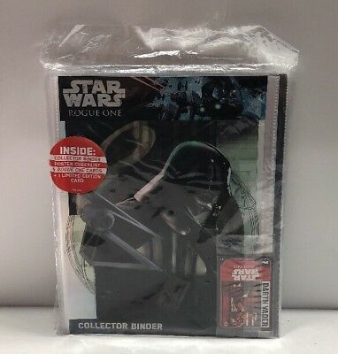 Star Wars - Rogue One Starter Pack Topps - Brand New Factory Sealed