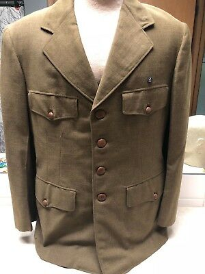 Vintage Wool Boy Scout Dress Uniform Jacket