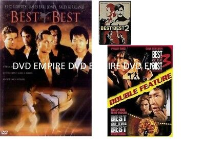 Best of the Best DVD 1,2 3&4 ( Separate DVD's) New and Sealed Australia