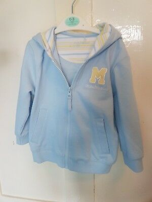 Mitch And Son Jacket 18m Blue